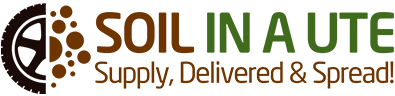 Soil In a Ute logo